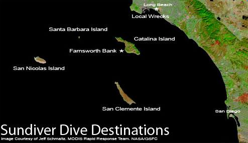 Santa Monica Bay To Palos Verdes Peninsula